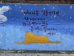 Le Petit Prince (Panda Mery) Tags: bangbaedong cloud korea litterature seoul sheep animal
