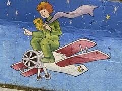 Le Petit Prince (Panda Mery) Tags: bangbaedong korea litterature plane seoul