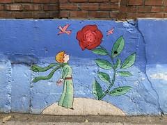 Le Petit Prince (Panda Mery) Tags: bangbaedong flower korea litterature rose seoul