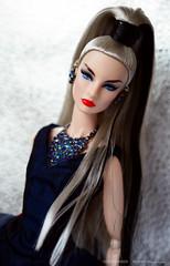 Paris Runway Giselle (Odd Doll) Tags: giselle giselledieffendorf parisrunwaygiselle integritytoys it fashionroyalty fashiondoll nuface