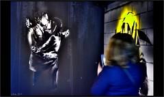 Invitation au voyage dans le monde de BANKSY - 4 (mamasuco) Tags: nikon d7000 paris banksy exposition theworldofbanksy streetart graffitis espacelafayettedrouot ngc excapture