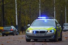 PU13 OVA (S11 AUN) Tags: london metropolitan police bmw 525d 5series touring estate anpr interceptor traffic car roads policing unit rpu 999 emergency vehicle metpolice pu13ova