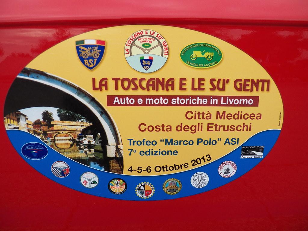 La Toscana e le su' genti - 2013