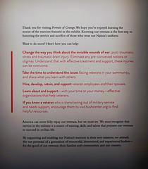 2019.11.10 Portraits of Courage at Kennedy Center, Washington, DC USA 314 33218