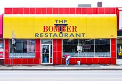 The Bomber (Errol_S) Tags: colorful myfirstdigitalslr eosd30 canon memorabilia michigan breakfast restaurant ypsilanti thebomberrestaurant historicrestaurant highcholesterol