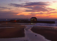 Photo of Sunset At Elie