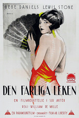 The World's Applause (1923), Swedish poster (gameraboy) Tags: theworldsapplause 1923 swedish poster 1920s vintage posterart art illustration film movie movieposter