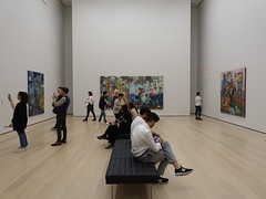 201910125 New York City Midtown MoMA Museum (taigatrommelchen) Tags: 20191043 usa ny newyork newyorkcity nyc manhattan midtown urban moma museum modern art
