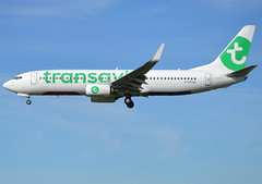 Transavia France (TO-TVF-France Soleil), F-HTVD, Boeing 737-8K2(WL), 62154 / 6303, ORY/LFPO 2019-10-26, short finals to runway 24/06. (alaindurandpatrick) Tags: fhtvd 621546303 737 737800 738 737nextgen 7378k2 boeing boeing737 boeing737800 boeing737nextgen boeing7378k2 jetliners airliners to tvf transavia transaviafrance francesoleil airlines ory lfpo parisorly airports aviationphotography actionshots
