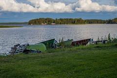 Лодки и озёра
