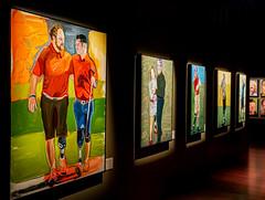 2019.11.10 Portraits of Courage at Kennedy Center, Washington, DC USA 314 33212