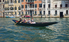 Grand Canal (Nigel Musgrove-3 million views-thank you!) Tags: venice italy canal italia grand gondola venezia gondolier veneto cruise boat tour tourist christine guide avventurebellissime trip seeing sight excursion