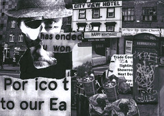 Selfie: Bethnal Green (Graeme Jukes) Tags: collage popart selfportrait