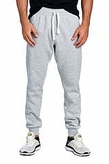 ProGo Men's Casual Jogger Sweatpants Basic Fleece Marled Jogger Pant Elastic Waist (Shopping Guide 7) Tags: basic casual elastic fleece jogger marled mens pant progo sweatpants waist