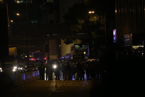 Hong Kong Protests (October 31)