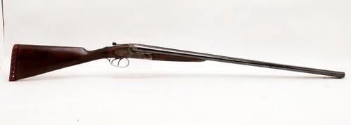 Belgium Double Barrel Von Lengerke and Detmold Shotgun ($2,2072.00)