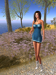 LuceMia - Swank Event (2018 SAFAS AWARD WINNER - Favorite Blogger -) Tags: swankevent event exclusive wild fashion wildfashion dress boots included sl secondlife mesh creations blog beauty hud colors models lucemia