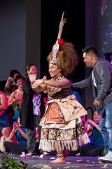 Samoan Money Dance (aaronrhawkins) Tags: samoa money dance dancer student luau byu brighamyounguniversity polynesia stage provo utah woman aaronhawkins