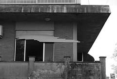 Contemporary architect (AliceFerretti) Tags: blackandwhite urbex urban street art interior decoration absoluteblackandwhite
