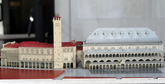X_P1420223 (Menny Borovski) Tags: architecturalmodel model regionalpalace palazzodellaragione padua italy