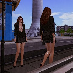 Reopening of Berlin in SL (anna.ergenthal) Tags: secondlife fashion mode moda beauty sexy ootd