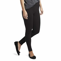 HUE Women's Cotton Ultra Legging with Wide Waistband, Assorted (Shopping Guide 7) Tags: assorted cotton hue legging ultra waistband wide with womens