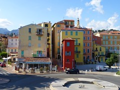 MENTON 7 (ERIC STANISLAS 54) Tags: menton alpesmaritimes 06 mentone paca flickr landscape france frankreich francia cotedazur