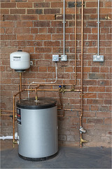 Photo of Plumbed in