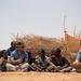 AB201 Civil Engineers build classrooms for Agadez villages