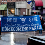 "<b>Homecoming Parade 2019</b><br/> Despite the rain, the Luther College Homecoming Parade started on Water Street in downtown Decorah then made its way up to campus. October 5, 2019. Photo by Anh Le.<a href=""//farm66.static.flickr.com/65535/49055038933_be2ce0561a_o.jpg"" title=""High res"">&prop;</a>"