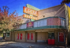 GROVE THEATRE (akahawkeyefan) Tags: theatre lindsay grove tularecounty davemeyer marquee