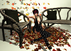 LuceMia - The Darkness Monthly Event (2018 SAFAS AWARD WINNER - Favorite Blogger -) Tags: darknessevent aftermidnightfashion maitreyalegacyfreyahourglass amf boots maitreya legacy freya hourglass morbidmausoleum aishasatindress sl secondlife mesh fashion creations blog beauty hud colors models available lucemia poses autum zeposes darksoulbootbats