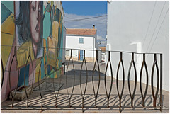 baena 6 (beauty of all things) Tags: espana spanien baena andalusien paintings gemälde urbanes zäune fences