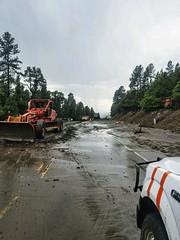 Region 5 - US 550 n of dgo (4) (coloradodotphoto) Tags: region5 colorado cdot flood damage safety recovery hydraulics emergency