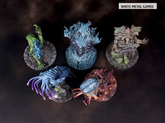 Cthulhu Wars Pack 1 (whitemetalgames.com) Tags: 1 mother pack cthulhu wars hydra cthugha chaugnar abthoth faugn white metal painting paint painted games wmg yig whitemetalgames nc north northcarolina raleigh hobby carolina service hobbies commission services hobbyist svc commissions knightdale miniatures miniature mini rpg roleplayinggame tabletop minis rng warmonger warmongers wargamers wargamer tabletoprpg tabletopwargaming old color colour green monster yellow out one king space great deep squid ones abhoth azothoth new england hp lovecraft horror cosmic lovecraftian