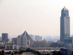 UAE's giant mausoleums (oobwoodman) Tags: dubai uae skyscrapers gratteciel wolkenkratzer