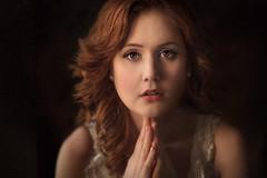 Elyse ({jessica drossin}) Tags: jessicadrossin woman portrait face female eyes lips hair curls red head wwwjessicadrossincom