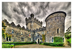 Church Hill IR - Glenveagh Castle 04 (Daniel Mennerich) Tags: churchhill glenveaghcastle ireland countydonegal canon dslr eos hdr hdri spiegelreflexkamera slr eire irland éire irlande ирландия irlanda