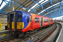 South Western Railway 455901 (Will Swain) Tags: london liverpool street station 19th october 2019 waterloo greater city centre capital south train trains rail railway railways transport travel uk britain vehicle vehicles england english europe transportation class western 455901 455 901