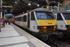 Greater Anglia 90006 (Will Swain) Tags: london liverpool street station 19th october 2019 abellio greater anglia 90006 90 006 city centre capital south train trains rail railway railways transport travel uk britain vehicle vehicles england english europe transportation class