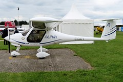 Photo of G-OATY AeroExpo Wycombe Air Park 15 June 2019
