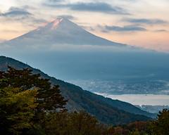 Autumn Fuji view from Misaka pass (shinichiro*) Tags: 20191102ds56692 2019 crazyshin nikond4s afsnikkor2470mmf28ged november autumn fuji misaka candidate