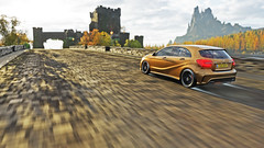 a45 amg 14 (Keischa-Assili) Tags: 4k uhd 1080p full hd fullhd wallpaper screenshot photo auto car automotive automobile virtual digital game gaming graphic edited photography picture videogame forza horizon 4 mercedes benz a45 amg
