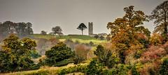 Abbey at Slane (dmoon1) Tags: fujifilmxt2 monastery abbey medieval slane boynevalley meath