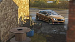 a45 amg 2 (Keischa-Assili) Tags: 4k uhd 1080p full hd fullhd wallpaper screenshot photo auto car automotive automobile virtual digital game gaming graphic edited photography picture videogame forza horizon 4 mercedes benz a45 amg