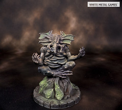 Chaugnar Faugn (whitemetalgames.com) Tags: cthulhu wars pack 1 abthoth chaugnar faugn cthugha mother hydra yig whitemetalgames wmg white metal games painting painted paint commission commissions service services svc raleigh knightdale northcarolina north carolina nc hobby hobbyist hobbies mini miniature minis miniatures tabletop rpg roleplayinggame rng warmongers wargamer warmonger wargamers tabletopwargaming tabletoprpg great old ones one green squid monster abhoth king yellow azothoth colour color out space deep lovecraft hp lovecraftian new england cosmic horror