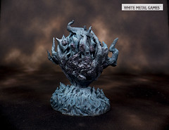 Cthugha (whitemetalgames.com) Tags: cthulhu wars pack 1 abthoth chaugnar faugn cthugha mother hydra yig whitemetalgames wmg white metal games painting painted paint commission commissions service services svc raleigh knightdale northcarolina north carolina nc hobby hobbyist hobbies mini miniature minis miniatures tabletop rpg roleplayinggame rng warmongers wargamer warmonger wargamers tabletopwargaming tabletoprpg great old ones one green squid monster abhoth king yellow azothoth colour color out space deep lovecraft hp lovecraftian new england cosmic horror