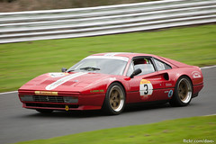6247 (Dave^) Tags: 27th september 2014 oulton park ferrari 512 bb 308 gtb 328 gt4