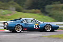6238 (Dave^) Tags: 27th september 2014 oulton park ferrari 512 bb 308 gtb 328 gt4