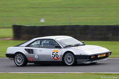 6236 (Dave^) Tags: 27th september 2014 oulton park ferrari 512 bb 308 gtb 328 gt4